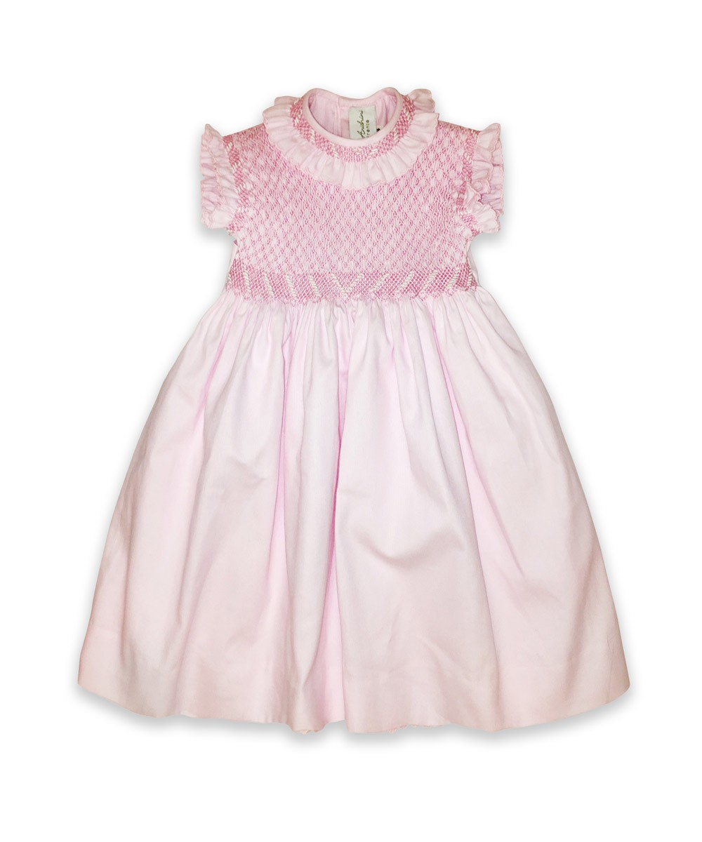 Smocked Dress For Little Girl Quot Emma Quot