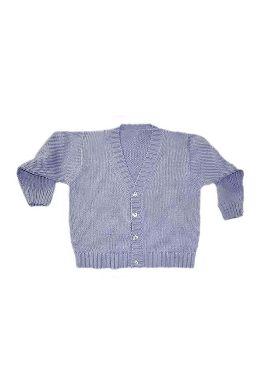 Cardigan bambino lana o cotone