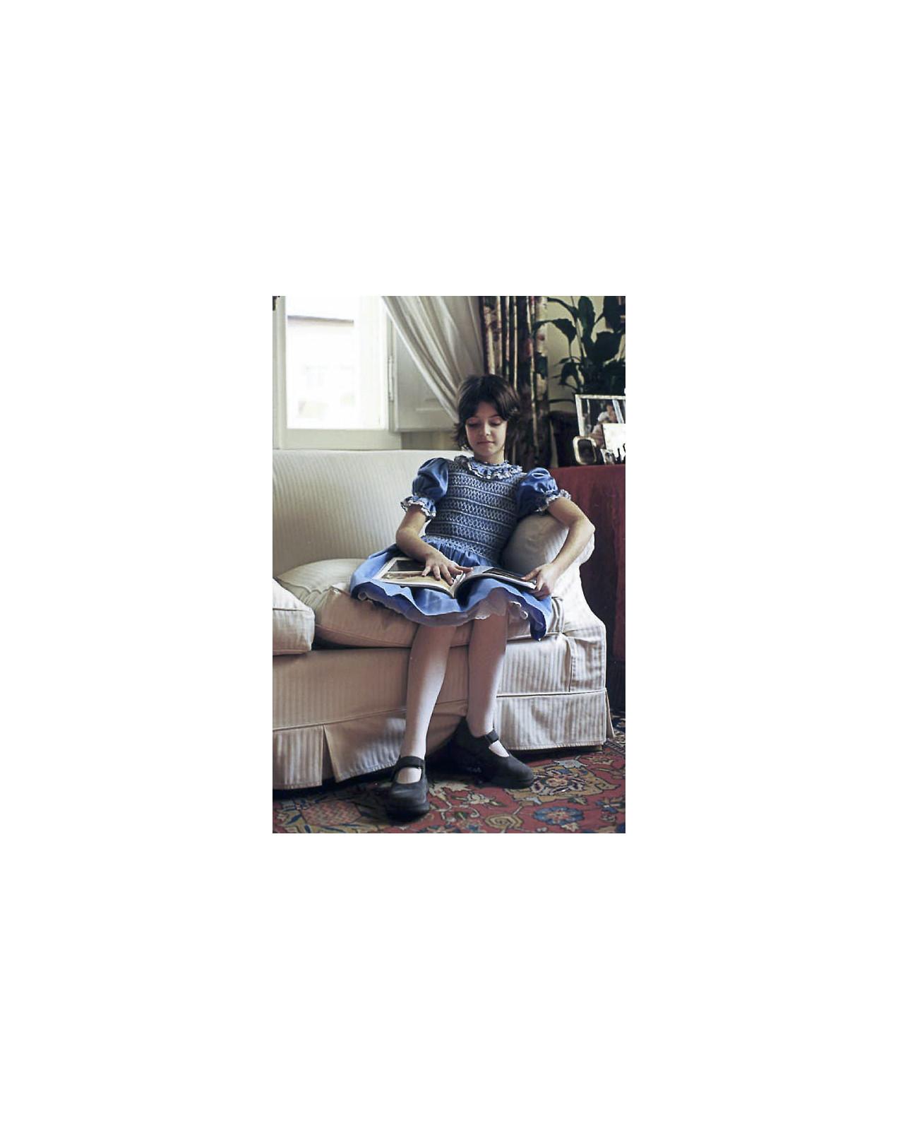 Smock Dress For Little Girl Quot Diletta Quot