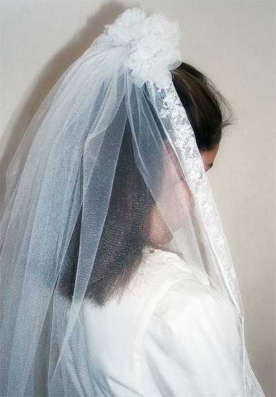 Andromeda First Communion Veil