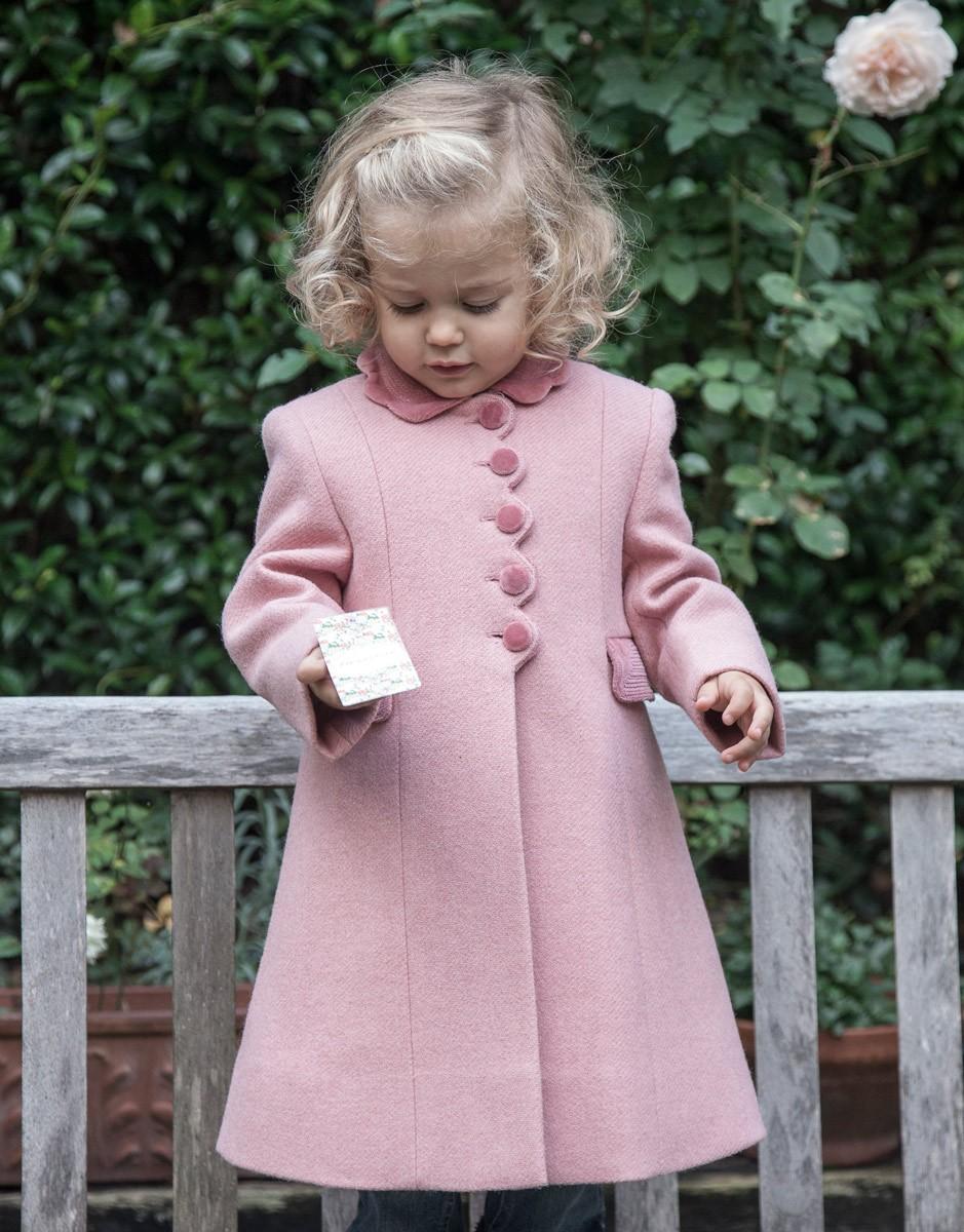 cappottino per bambina