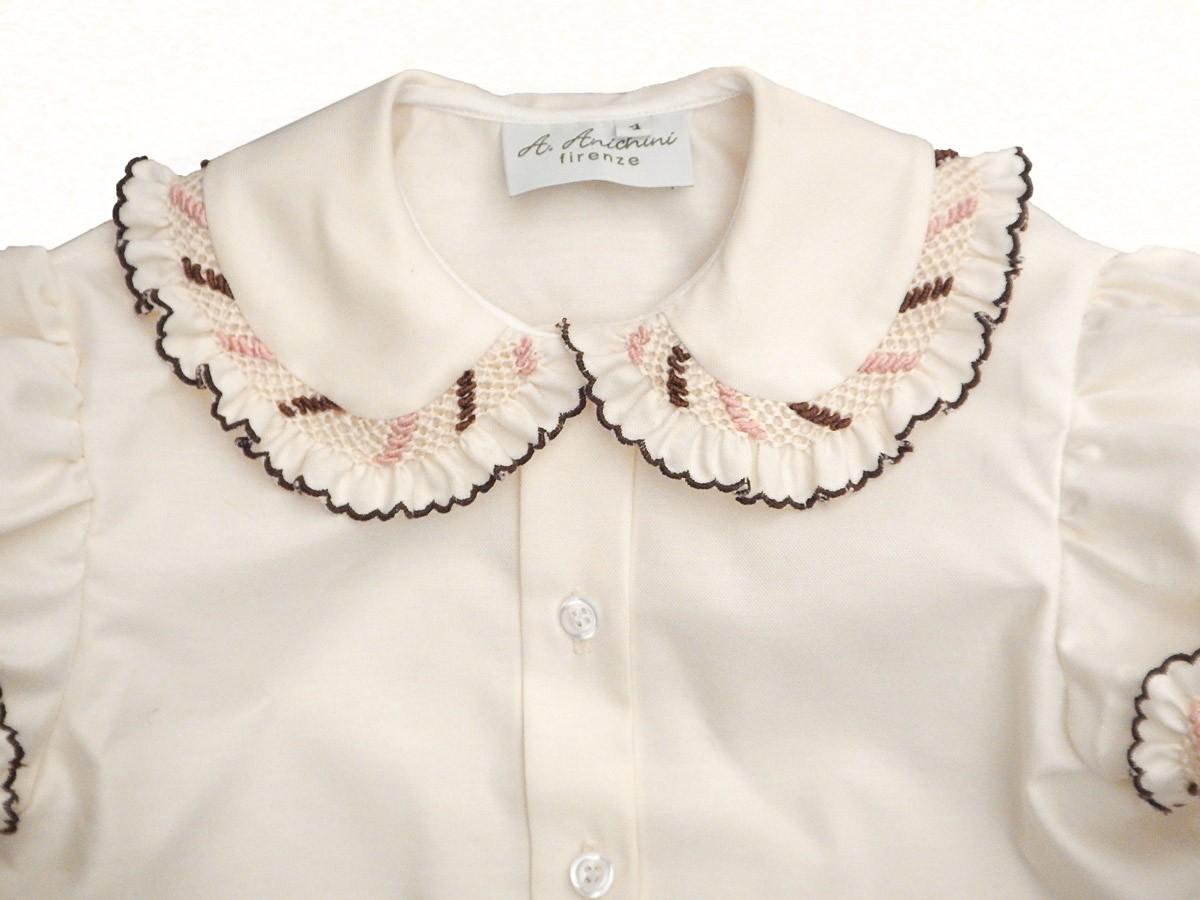 Smocked shirt 5