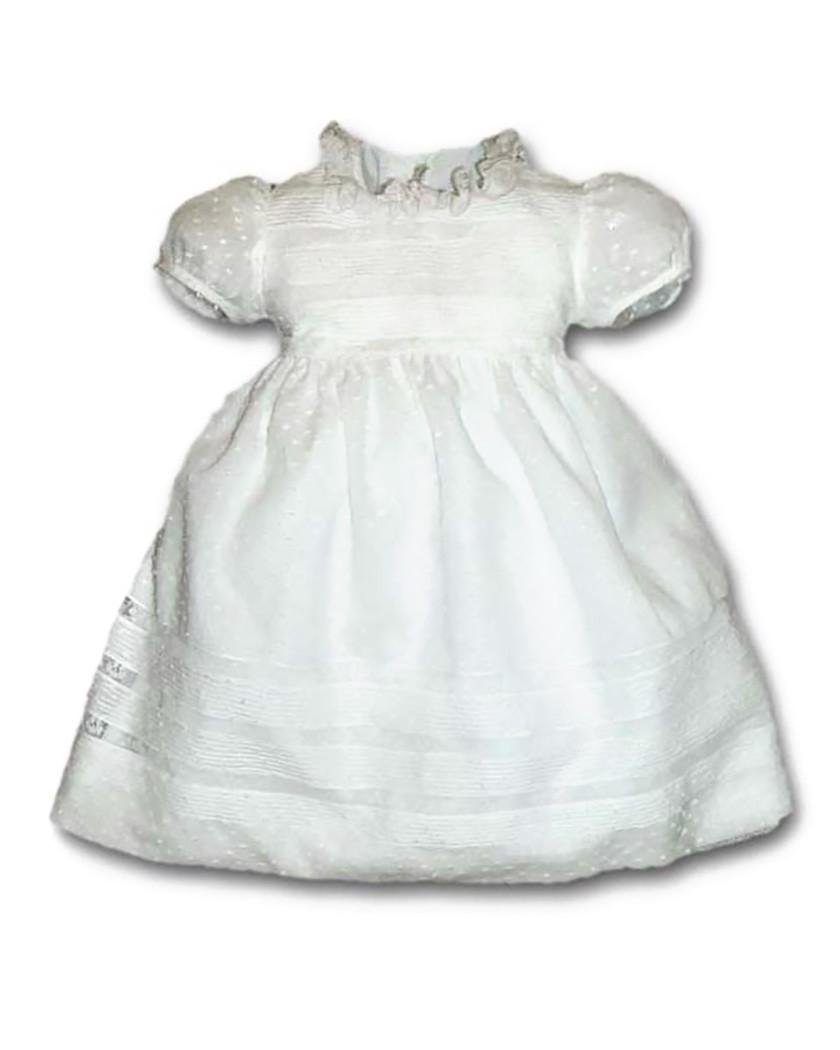 baby girl christening dress Odette