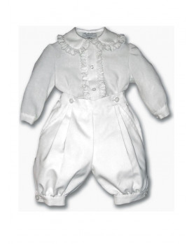 RICCARDO boy christening outfit