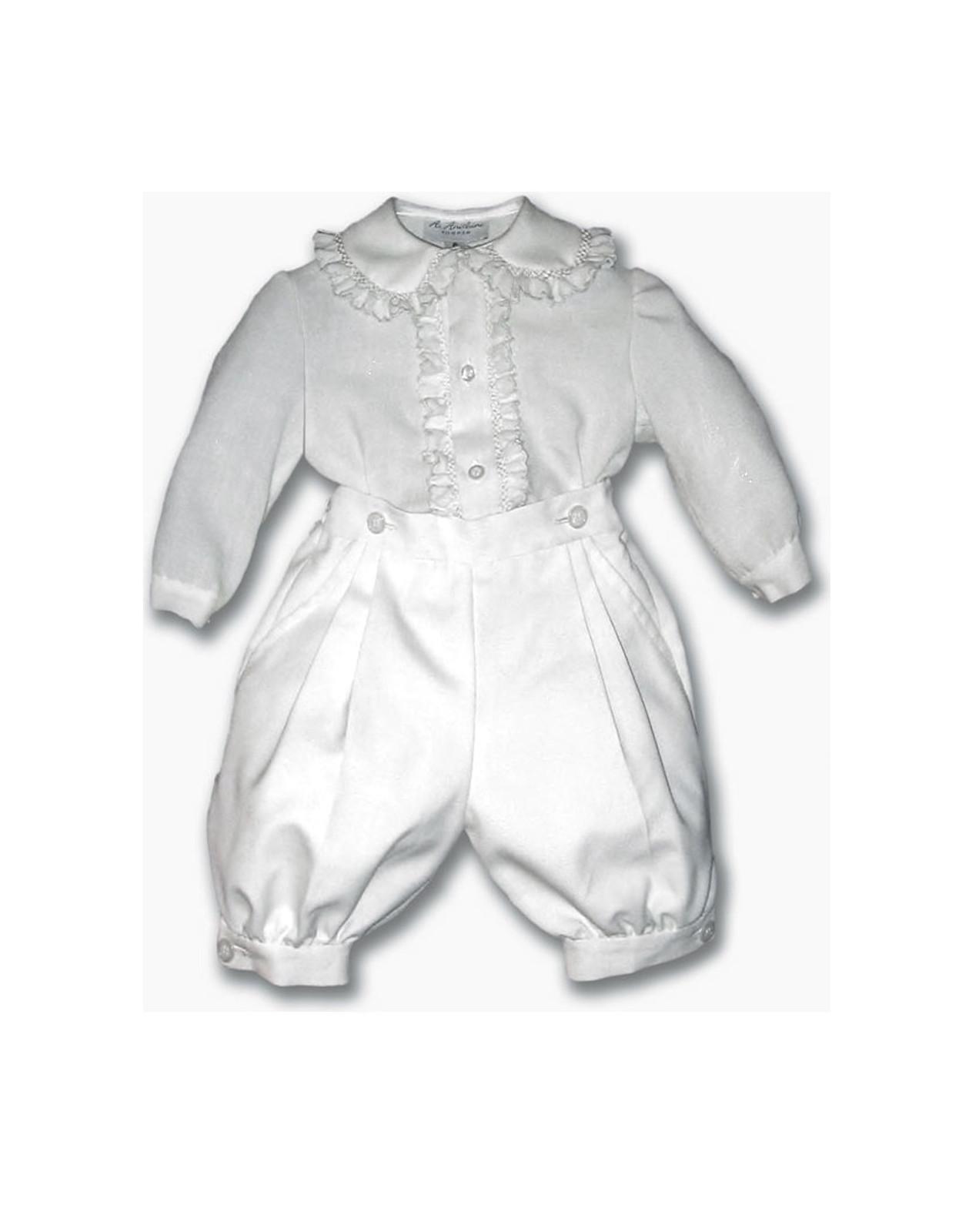 RICCARDO boy christening outfit