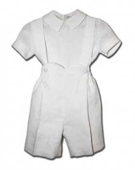 Tommaso baby boy outfit for christening, wedding, birthday, page boy and any special occasion.