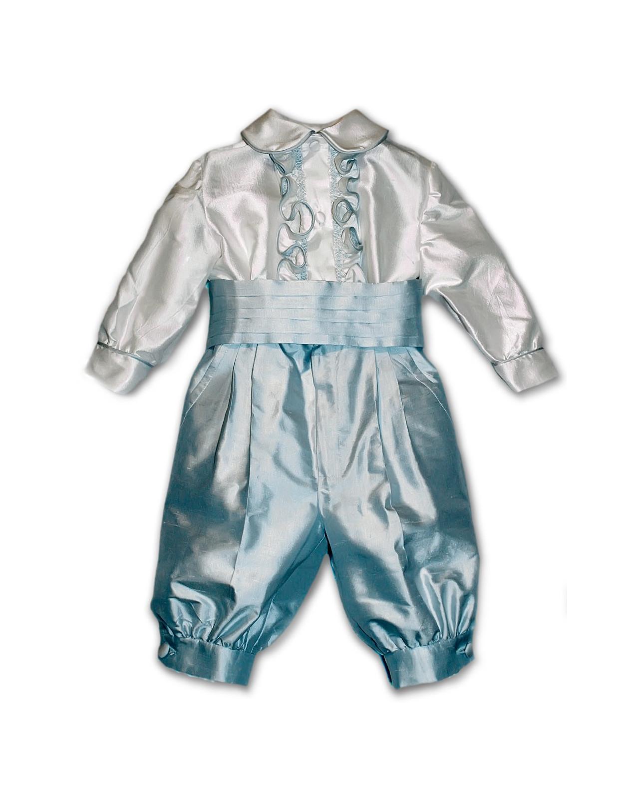 Arno  competo elegante per bambino paggetto e battesimo