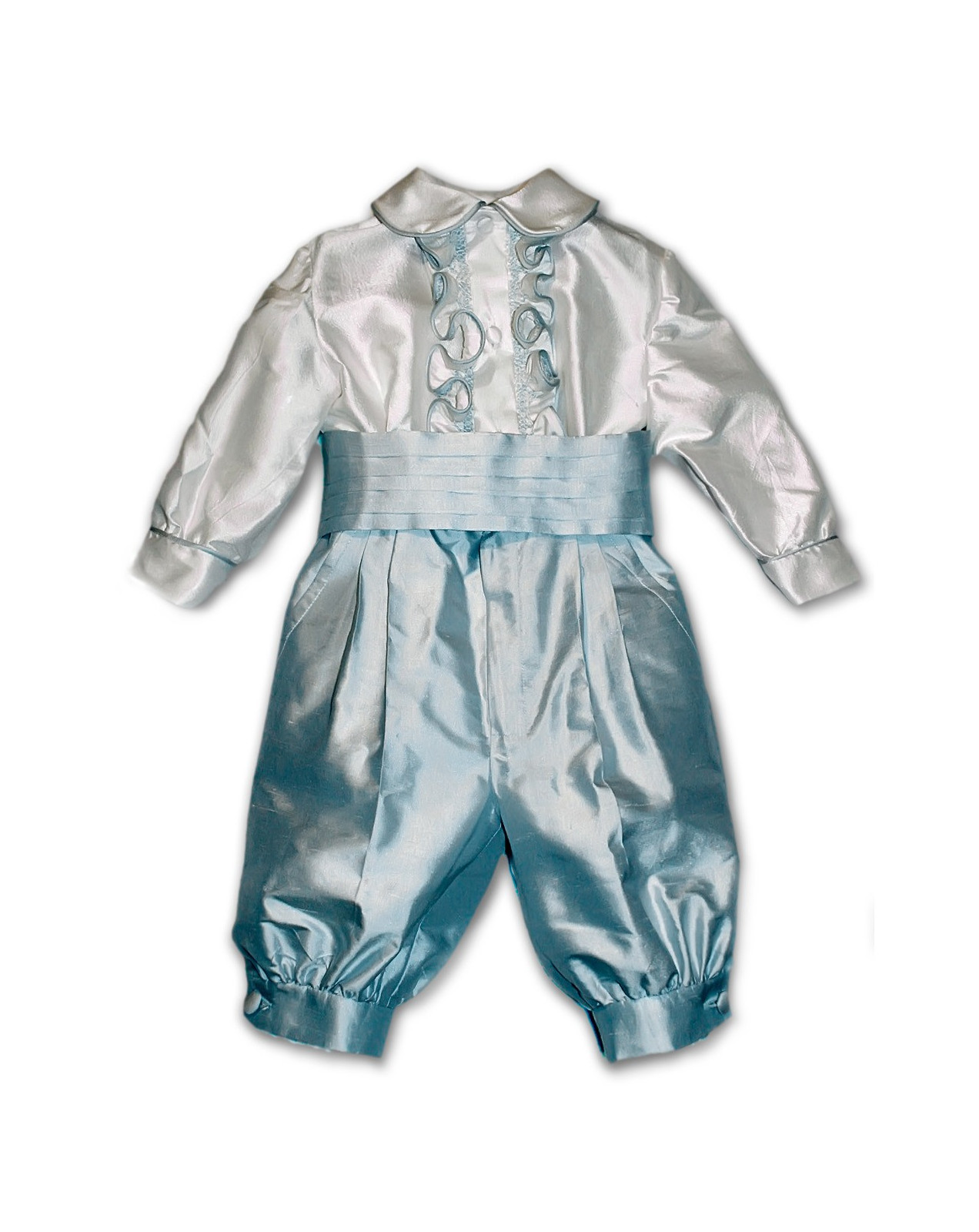 ARNO baby boy luxury outfit, christening and page boy