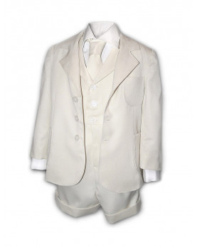 Jackson completo cerimonia bambino, giacca ,pantaloni, camicia e cravatta