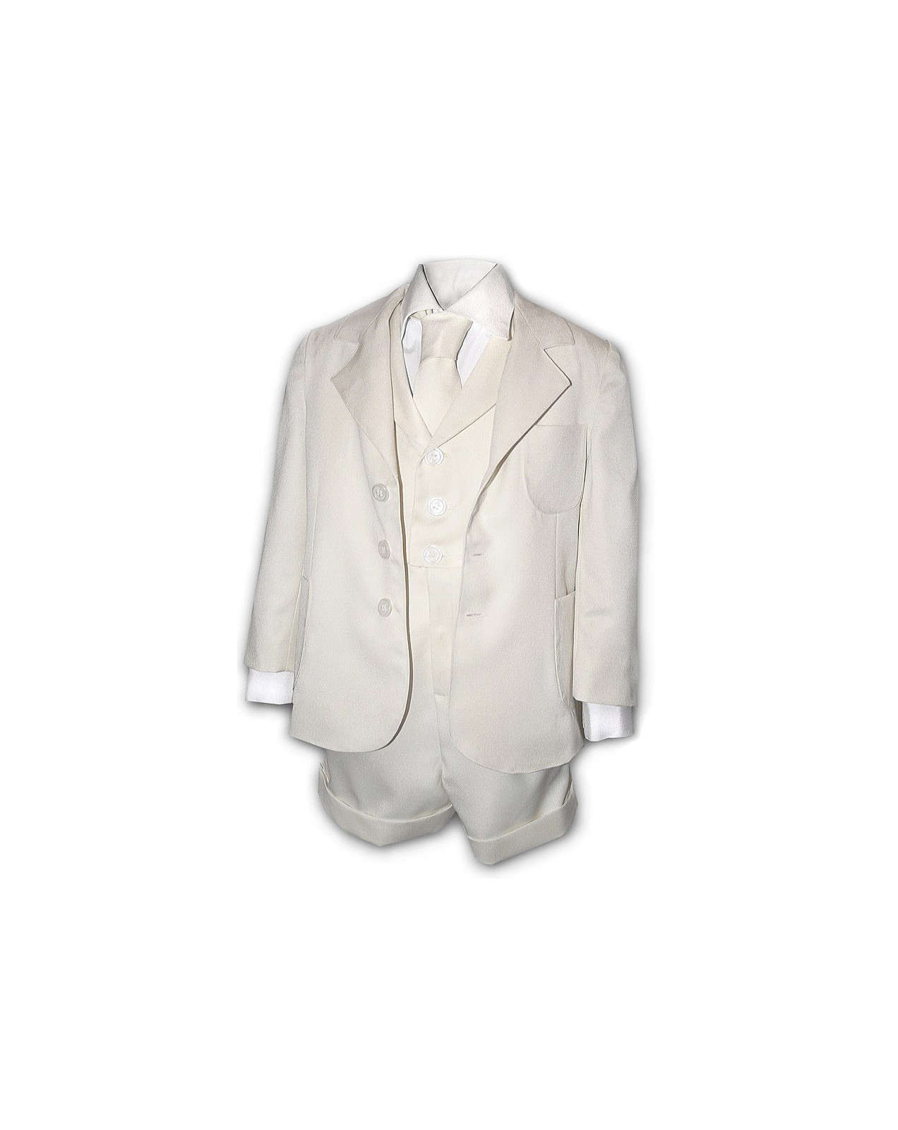 Jackson boy party outfit, jacket, pants, shirt and tie.