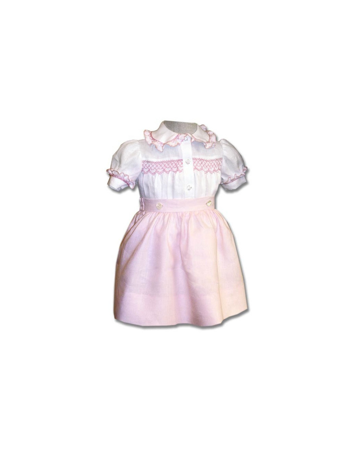 Isotta girl outfit