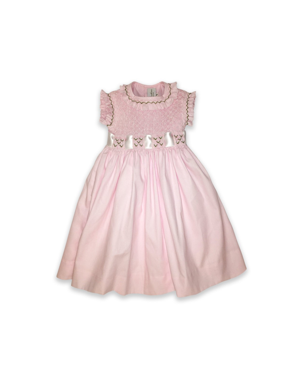 Clarabella smocked dress for girls