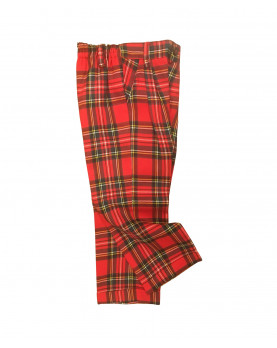 Boy tartan  pants