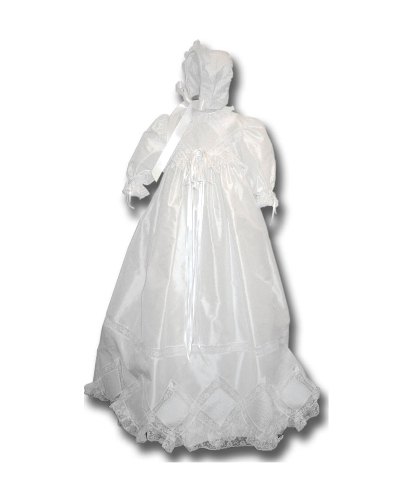 Ginestra traditional Christening Gown