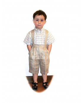 Augusto boy outfit