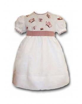 Anastasia butterfly girl dress
