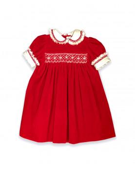 Pia velvet dress