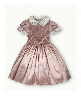 Aida lace rosa