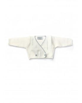 Scaldacuore per neonato di pura lana