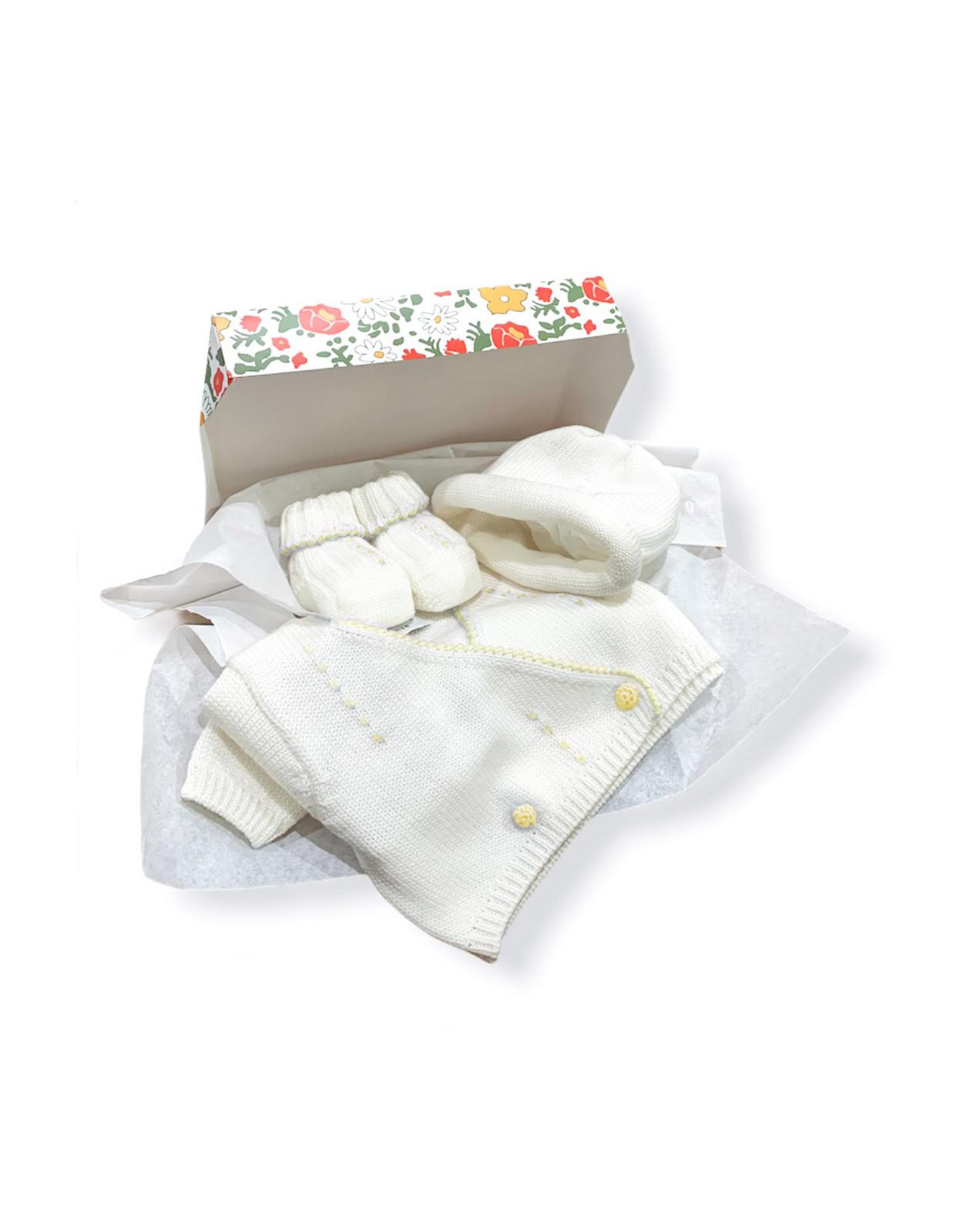 Confezione regalo per neonato
