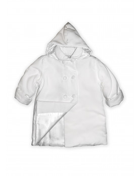 Ciclamino Christening Coat