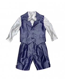 Baby boy special occasion outfit - Navy Blue