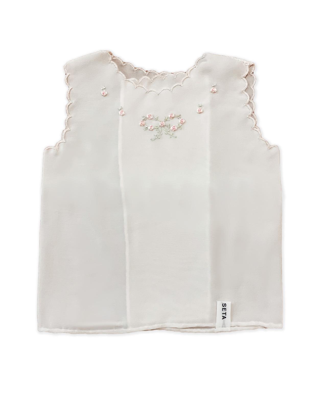 Baby LUCK shirt hand made
