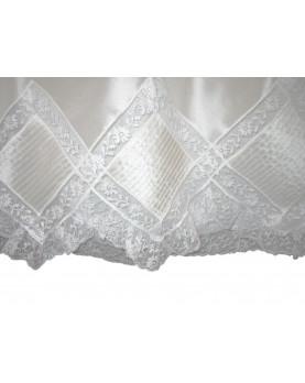 Christening gown Ginestra detail