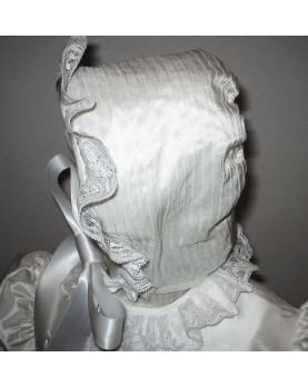 Christening bonnet Ginestra
