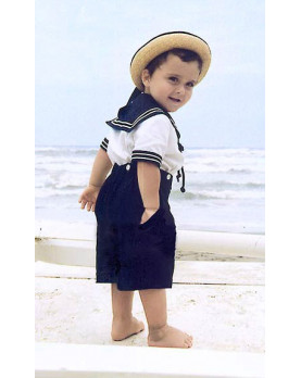 Giacomo sailor boy outfit