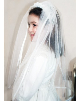 Venus first communion veil