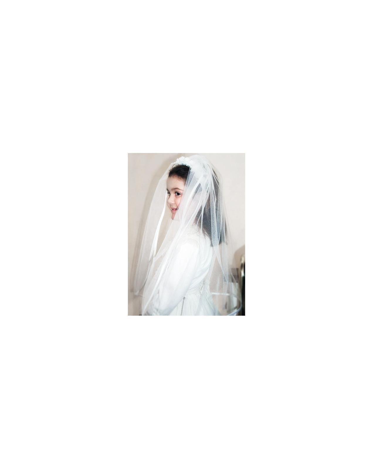 Venus first communion veil