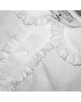 RICCARDO boy Christening outfit detail