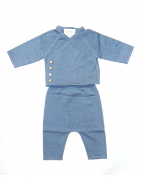 Cashmere baby outfit avio
