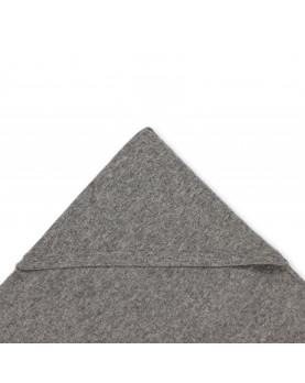 Baby gray wooden blanket