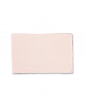 Coperta Baby cappuccio rosa