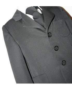 Jackson boy's formal suit