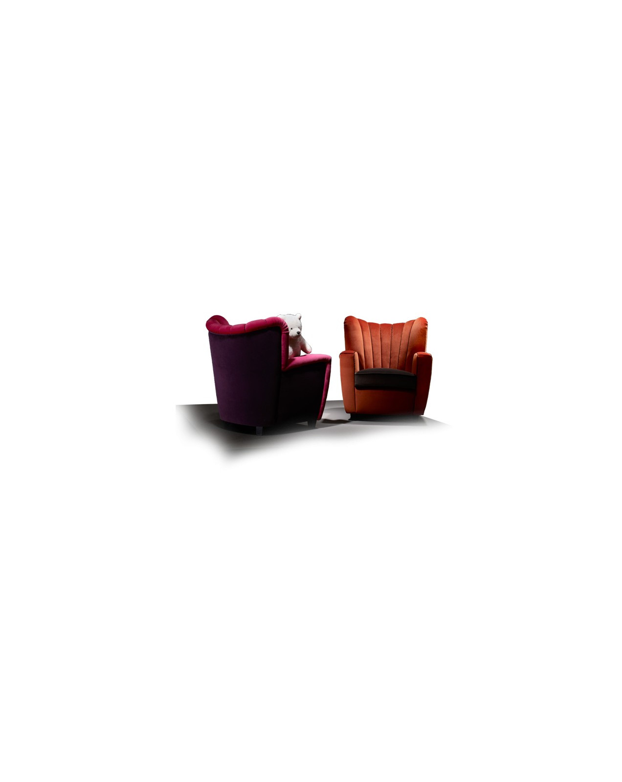 Baby Zarina children armchair by Cassina