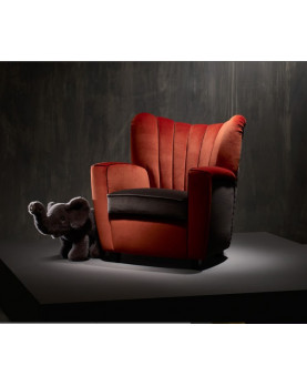 Baby Zarina armchair by Cesare Cassina for Adele-C