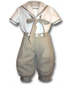 Boy sailor suit desert Ubaldo