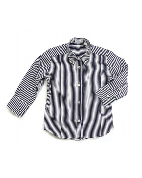 Boy tailored button down shirt Ascanio