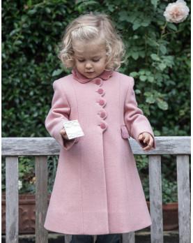 Laura cappotto elegante bambina