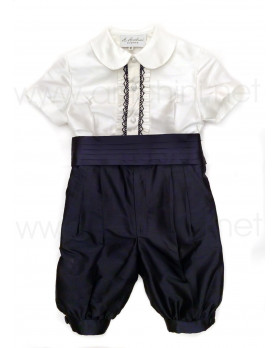 Boy p Christening and pageboy outfit Giglio
