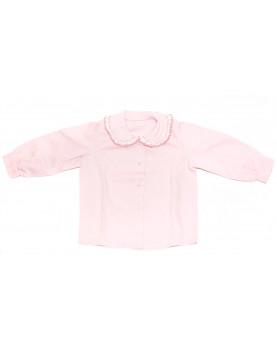 Smocked shirt  for girl and baby boys 3
