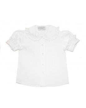 Smocked shirt for girl and baby boys 5