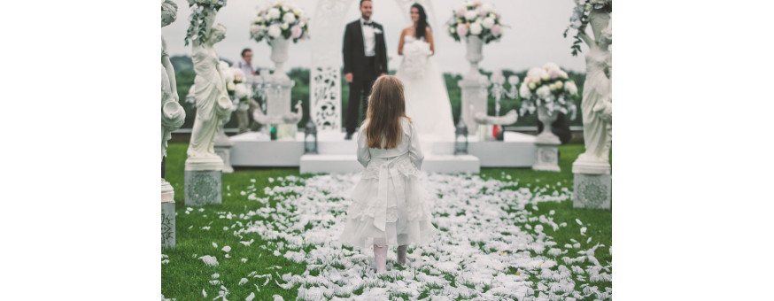Special occasions and ceremonies clothing for children