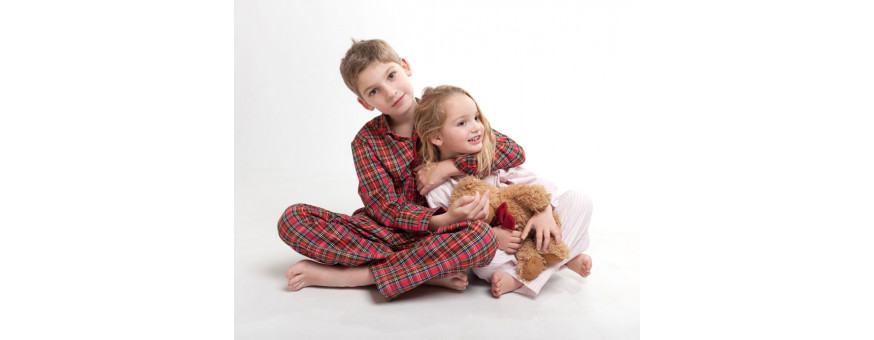 childern pijamas for boys and girls