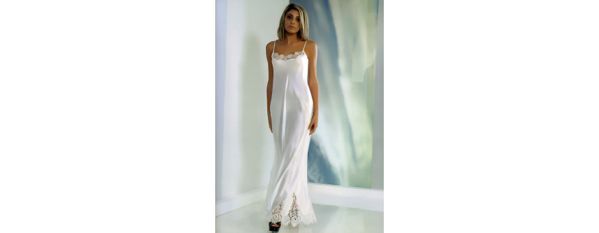 Luxury italian nightgowns
