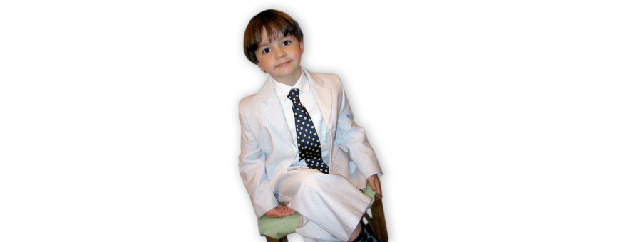 Boy first communion suits and outfits