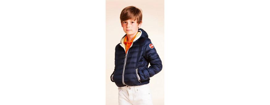 Boy down jacket